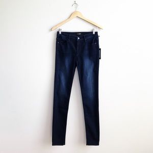 Black Orchid : Jude Mid Rise Super Skinny NWT 26